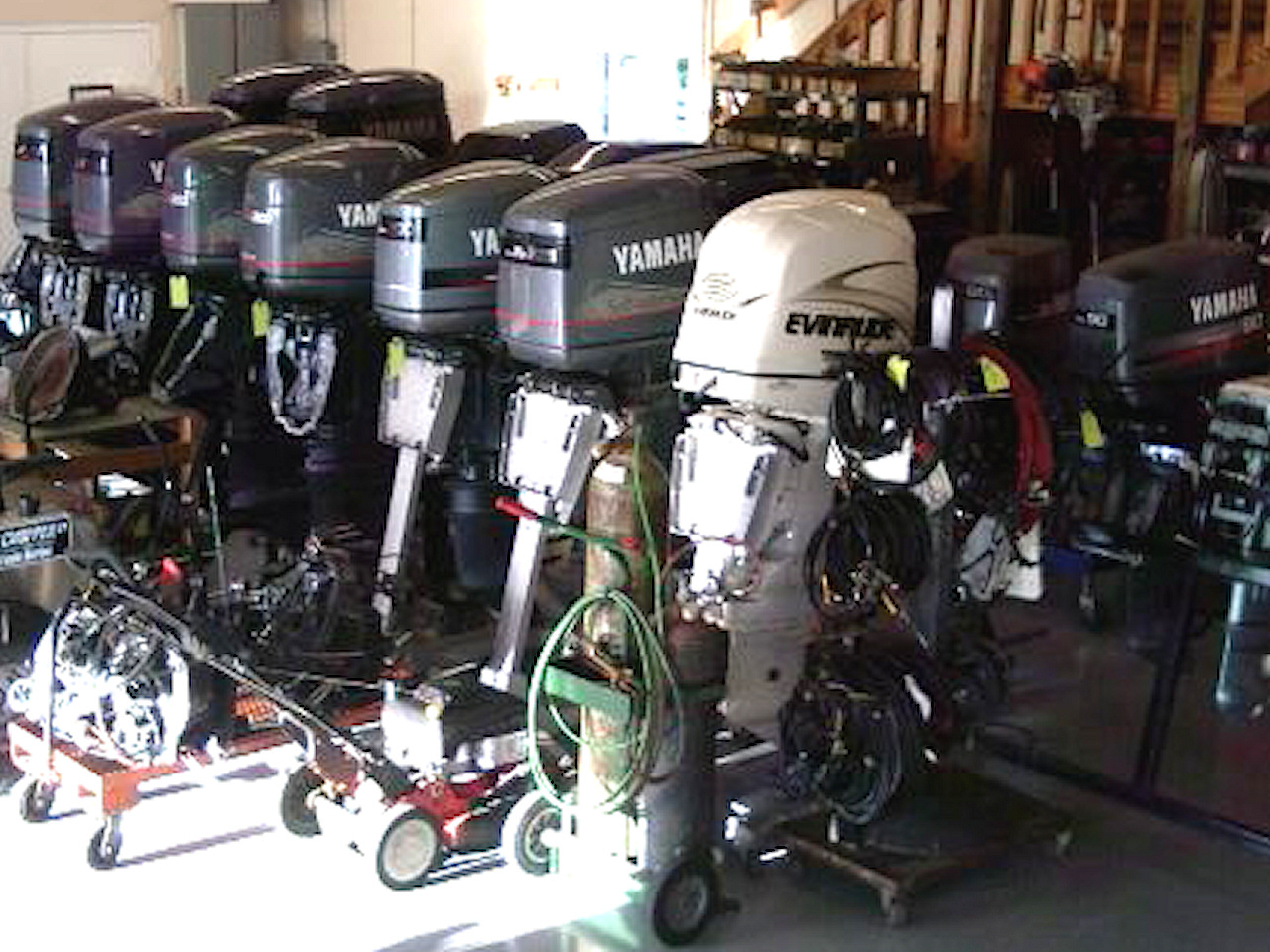 Outboard Motors For Sale In Michigan Used Outboard